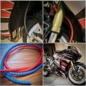 Spirale pour vélos & motos